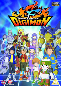 Digimon Frontier (Digital Monsters Season 4)
