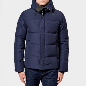 Canada Goose Men's Macmillan Parka Jacket - Admiral Blue