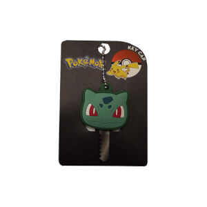 Loungefly Pokémon Bulbasaur Key Cap Keychain Bag Clip
