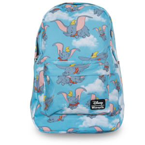 Loungefly Disney Dumbo Flying AOP Backpack
