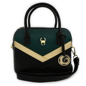 Loungefly Marvel Loki Duffle Bag