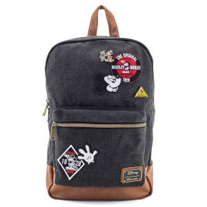 Sac à Dos Mickey Mouse Patches Disney - Loungefly
