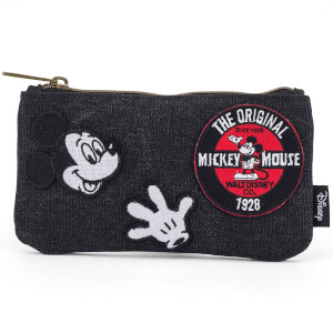 Loungefly Disney - Astuccio Topolino Denim