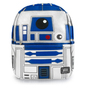 Loungefly Star Wars - Zaino in Finta Pelle R2-D2