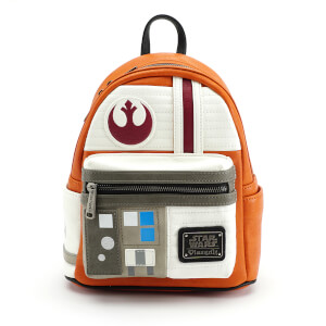 Star Wars Loungefly Mini Mochila Alianza Rebelde
