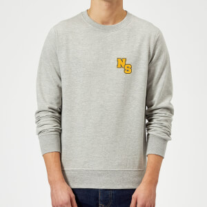 Sweat Homme LOGO NS Native Shore - Gris