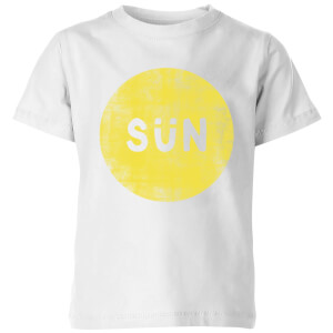 My Little Rascal Sun Kids' T-Shirt - White