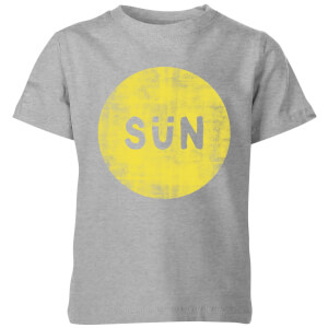 My Little Rascal Sun Kids' T-Shirt - Grey