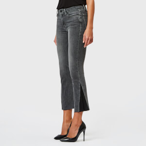 Frame Denim Women's Le Crop Mini Bootcut Jeans - Webber