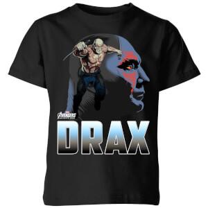 Avengers Drax Kids T-Shirt - Schwarz