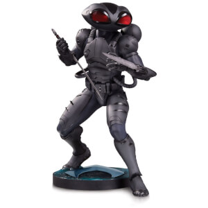 Statuette Black Manta Aquaman DC Collectibles 32 cm
