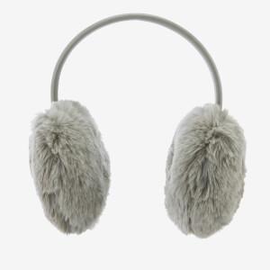Ted Baker Women's Zoe Faux Fur Ear Muffs - Grey