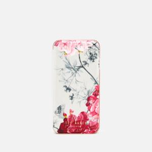 Ted Baker Women's Eldar Babylon iPhone 8 Mirror Case - Grey