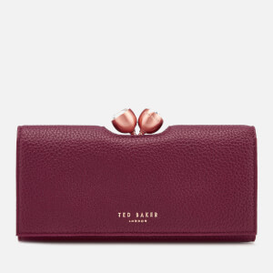 Ted Baker Women's Muscovy Textured Bobble Matinee Purse - Maroon