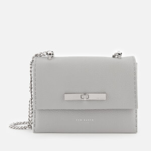 Ted Baker Women's Juliah Concertina Mini Cross Body Bag - Grey