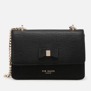 Ted Baker Women's Doriis Bow Detail Micro Cross Body Bag - Black