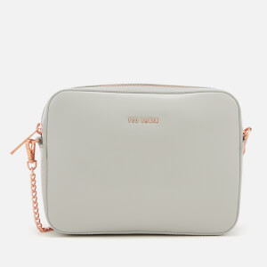 Ted Baker Women's Marciee Core Leather Camera Cross Body Bag - Grey