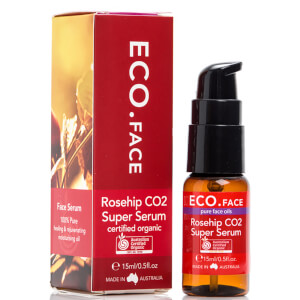 ECO. Certified Organic Rosehip CO2 Super Serum 15ml