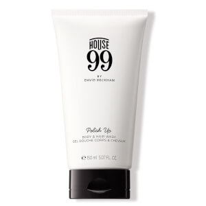 House 99 Polish Up Body and Hair Wash 150ml