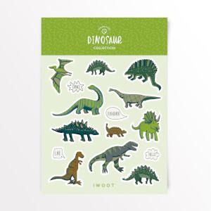 Dinosaur Sticker Pack