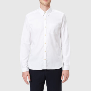 Oliver Spencer Men's New York Special Shirt - Astley White