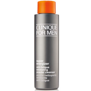 Clinique For Men Super Energizer™ Anti-Fatigue Exfoliating Powder Cleanser 50g