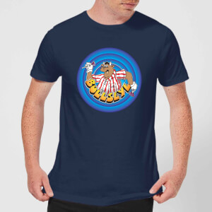 Bullseye Ring Logo Men's T-Shirt - Navy