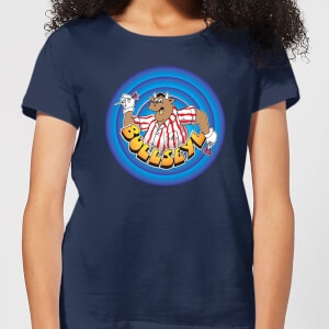 Bullseye Ring Logo Women's T-Shirt - Navy