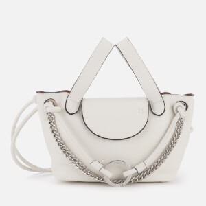 meli melo Women's Linked Thela Mini Tote Bag - White
