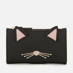 Kate Spade New York Women's Cat Mikey Purse - Black Multi