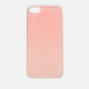 Kate Spade New York Women's Glitter iPhone 8 Cover - Rose Gold
