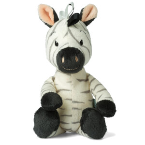 WWF Cub Club Ziko the Zebra with Chime