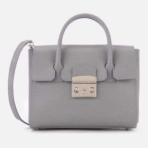 Furla Women's Metropolis Small Satchel - Grey