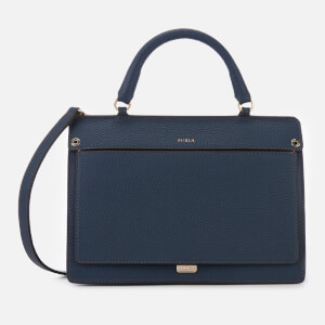 Furla Women's Like Small Top Handle Bag - Blue