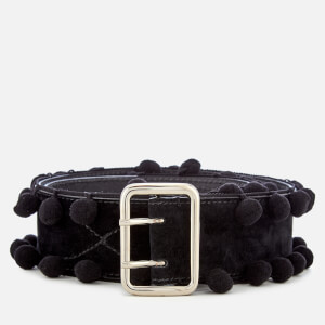 MM6 Maison Margiela Women's Waist Belt - Black