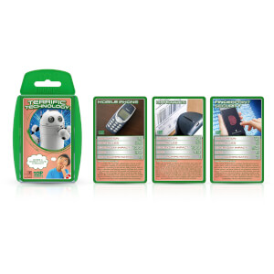 Top Trumps Classics - Stem Terrific Tech