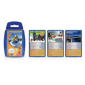 Top Trumps Classics - Stem Extraordinary Engineering