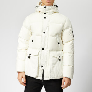 Peak Performance Men's X2 Down Parka - Laundry White