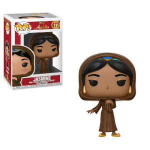 Disney Aladdin Jasmine in incognito Pop! Vinyl