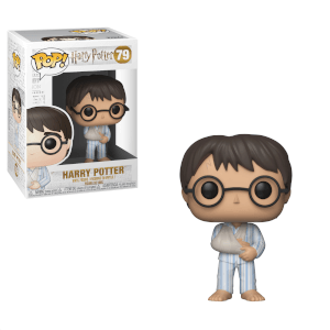 Harry Potter Harry Potter in Pyjamas Funko Pop! Figuur