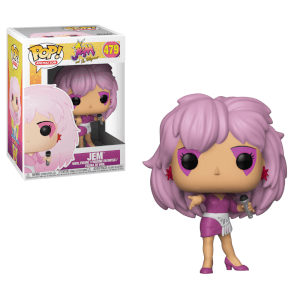 Jem and the Holograms Jem Pop! Vinyl Figure
