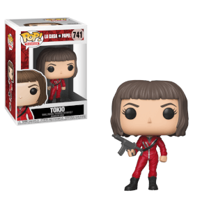 La Casa de Papel (Money Heist) Tokio Funko Pop! Vinyl