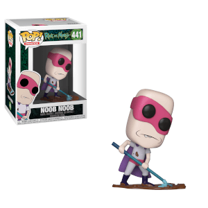 Rick and Morty Noob Noob Funko Pop! Figuur