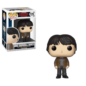 Stranger Things Mike at Dance Pop! Vinyl Figur