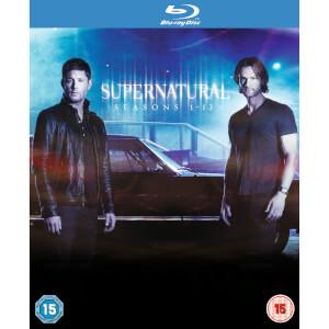Supernatural Season 1-13