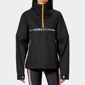 P.E Nation Women's The Tempo Run Jacket - Black