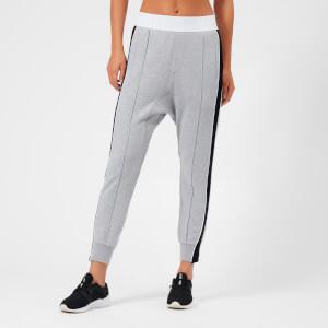 P.E Nation Women's The Master Run Pants - Grey Marl