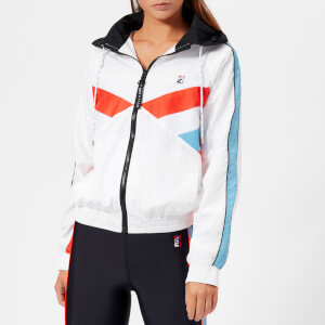 P.E Nation Women's The Ruck Jacket - White