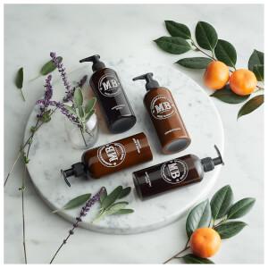 Molton Brown 1973 Mandarin & Clary Sage Hair & Body Wash: Image 2