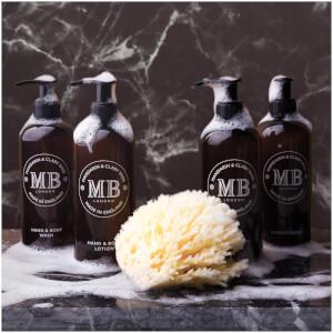 Molton Brown 1973 Mandarin & Clary Sage Hair & Body Wash: Image 3